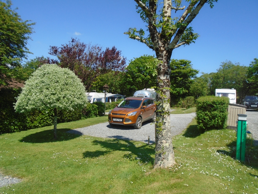 Moor View Caravan Pitch