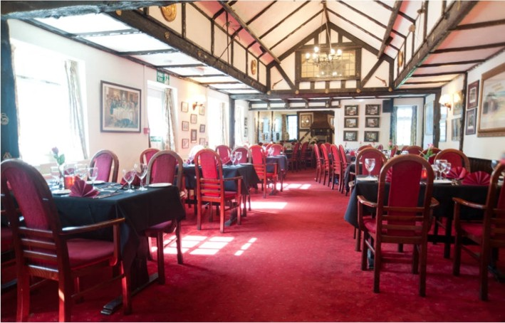 Moor View Places to Eat