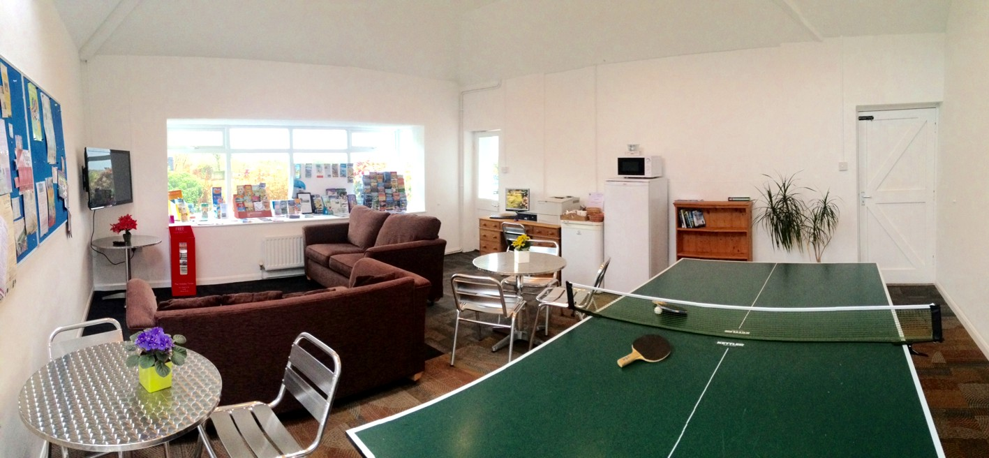 Moor View ping pong Room