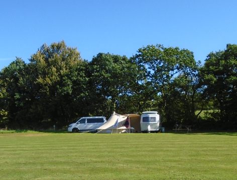 Grass Touring Pitch