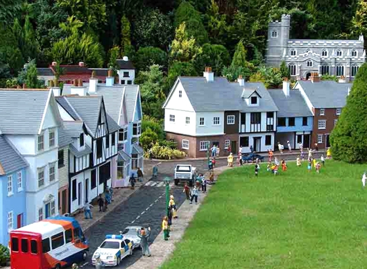 Babbacombe Model Village 004