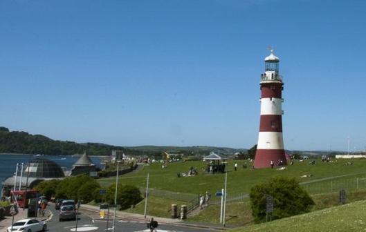 PLymouth Lighthouse 002