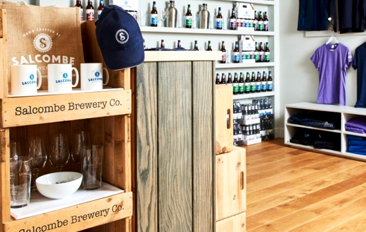 Salcombe Brewery 002