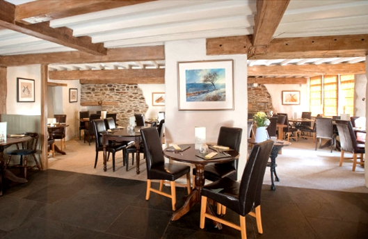 The Ship Inn Ugborough Dining Room